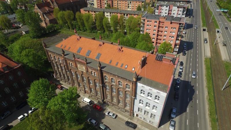 Rewitalizacja budynków przy ul. Lastadia potrwa 2 lata