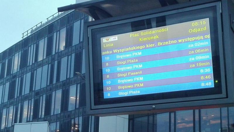 Nowe tablice pojawiły się na razie w Śródmieściu i Oliwie