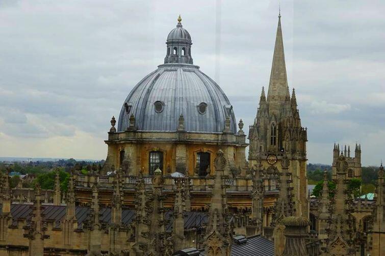 Uniwersytet Oksfordzki w 2016 r. został uznany za najlepszą uczelnię na świecie