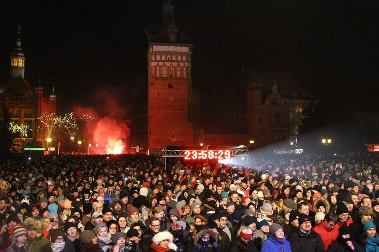 Gdański Sylwester jak zwykle odbędzie się na Targu Węglowym