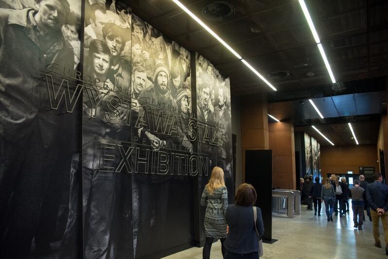 ECS, wystawa stała będzie dostępna dla zwiedzających pomiędzy 27 a 31 grudnia w stałych godzinach
