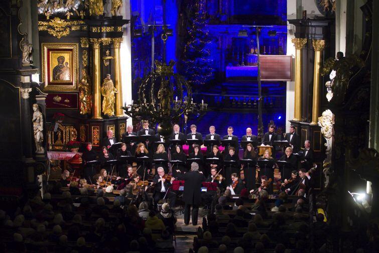 Doroczny Koncert Bożonarodzeniowy w Kościele Św. Mikołaja w Gdańsku