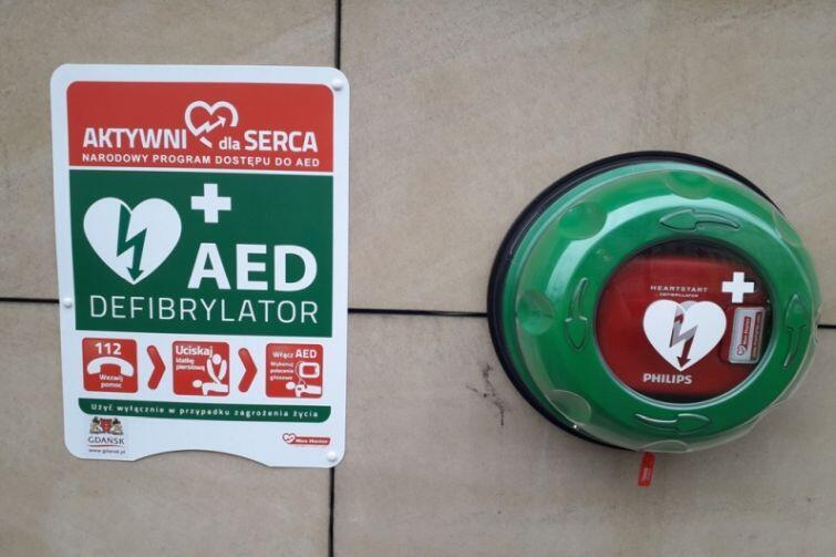 Gdańsk zakupił 10 takich defibrylatorów