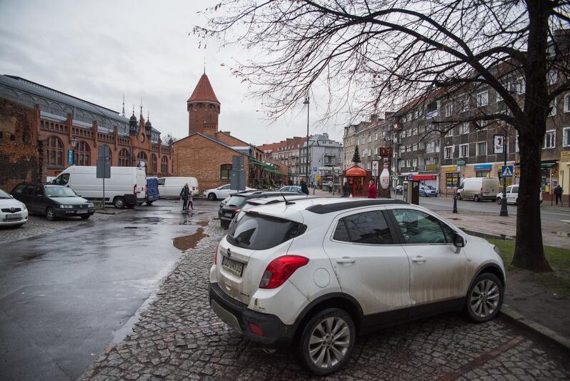 Przy ul. Lawendowej powstać ma parking odpowiedzialny społecznie
