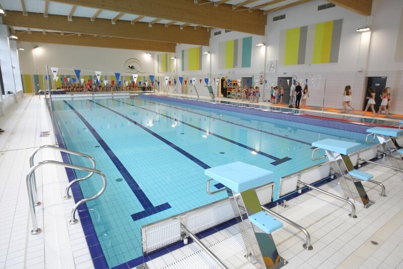 W sobotę dzień otwarty pływalni w Osowej
