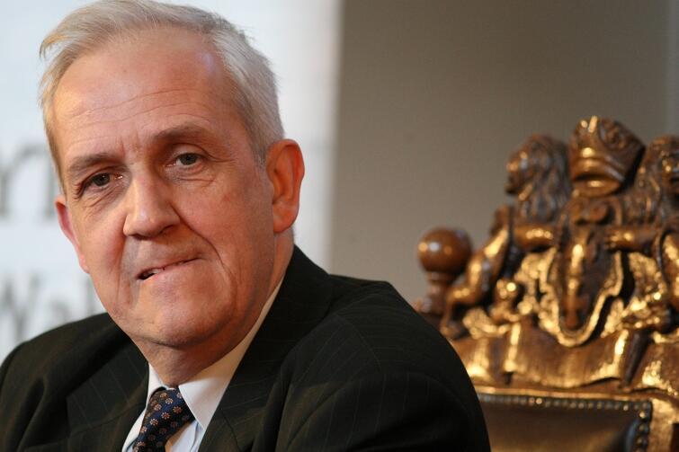Prof. Andrzej Friszke, czołowy badacz dziejów opozycji demokratycznej w PRL