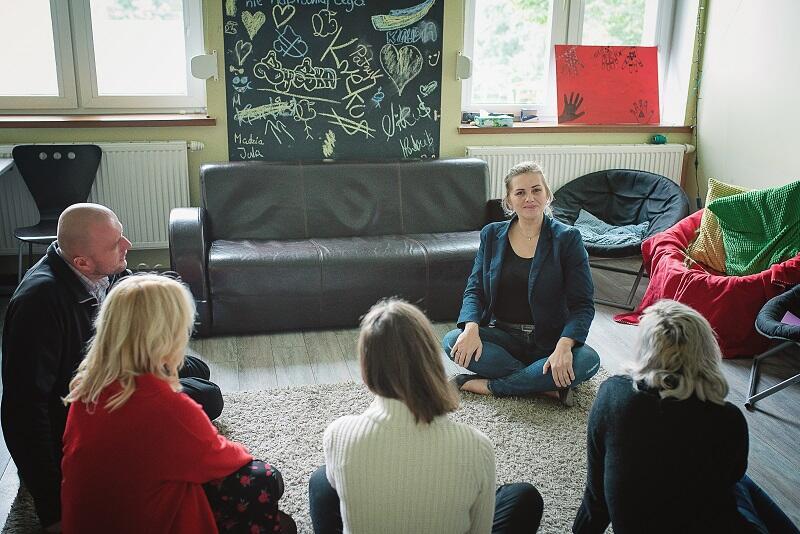 Ewa Patyk od lat pracuje z rodzicami nie tylko face to face, ale także podczas webinariów