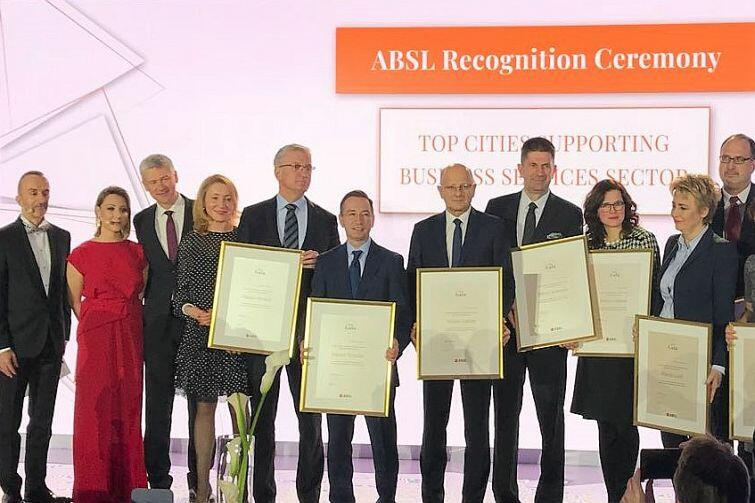 Gdańsk wyróżniony za wspieranie nowoczesnego biznesu