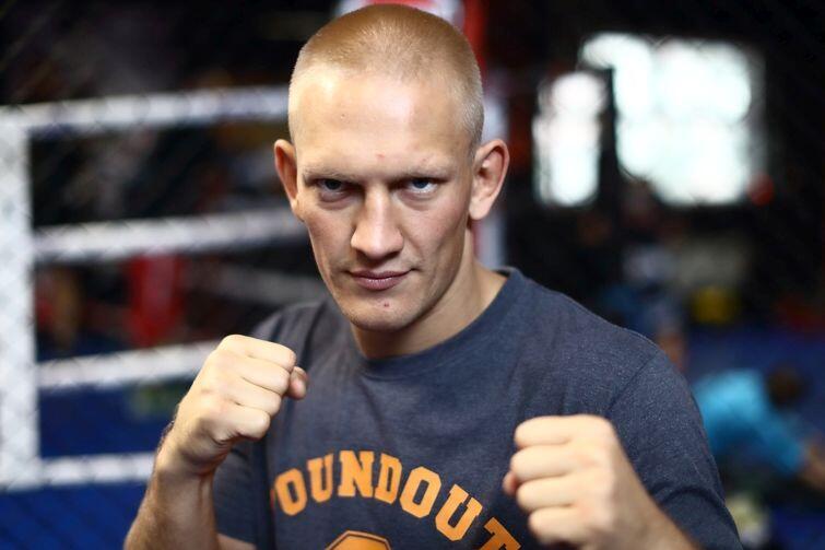 27-letni Oskar Piechota z Gdańska walczył w Ergo Arenie na gali UFC Fight Night z Jonathanem Wilsonem z USA