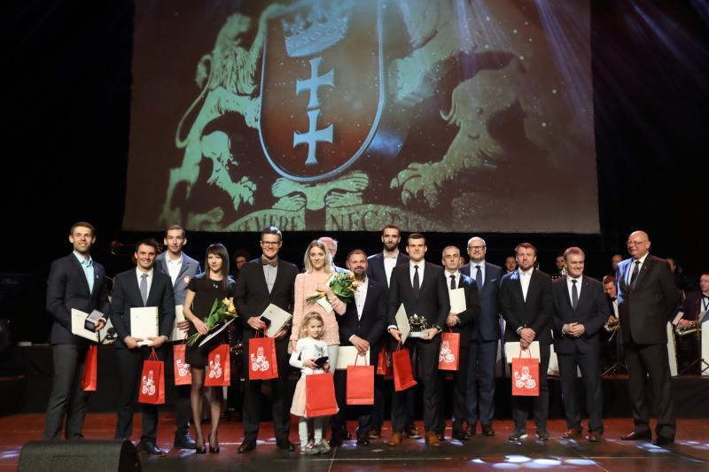 Laureaci XV edycji Gdańskiej Gali Sportu
