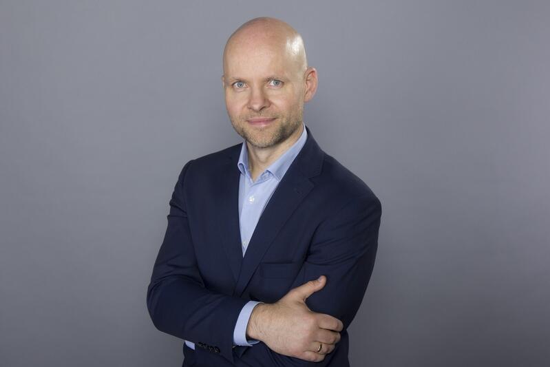 Alan Aleksandrowicz prezes zarządu spółki investGDA (Gdańska Agencja Rozwoju Gospodarczego)