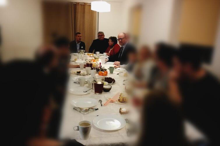 Przy wspólnym stole z władzami Gdańska