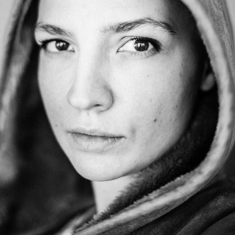 Autoportret autorki projektu Aleksandry Maj