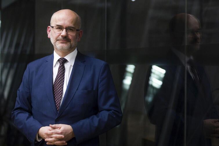 Dr hab. Grzegorz Berendt - zastępca dyrektora MIIWŚ  ds. naukowych