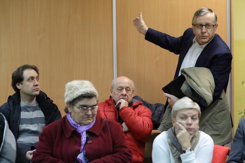 17 stycznia mieszkańcy Siedlec i Wzgórza Mickiewicza spotkali się z prezydentem Gdańska, jego zastępcami oraz miejskimi urzędnikami