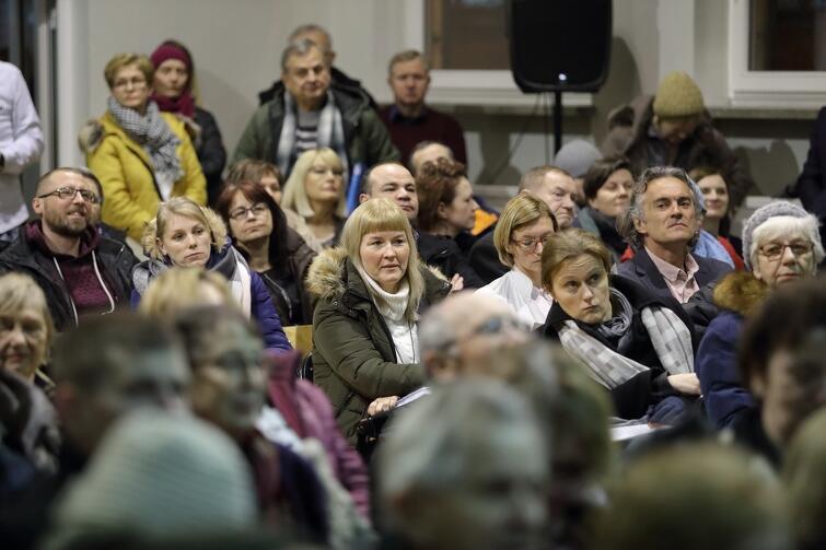 Było to spotkanie obywatelskie z cyklu: Twoja dzielnica - Twój Gdańsk
