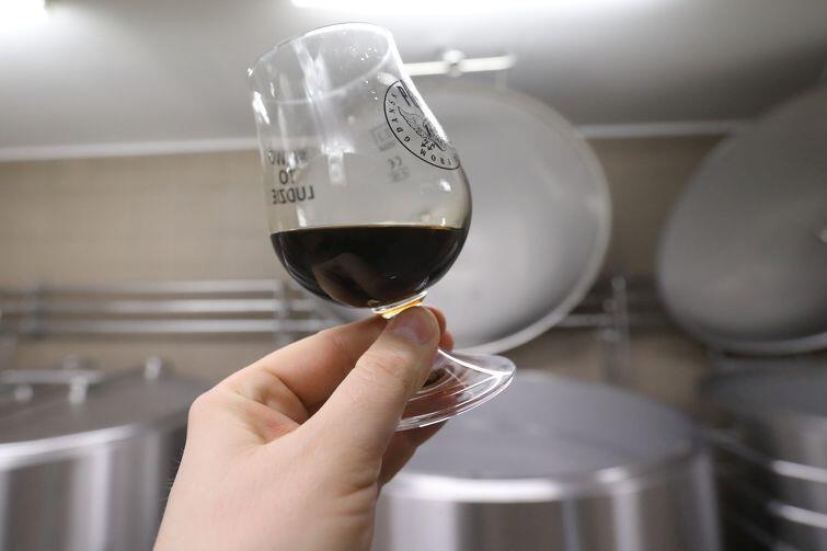 Ciemne, gęste, jak sherry... piwo jopejskie
