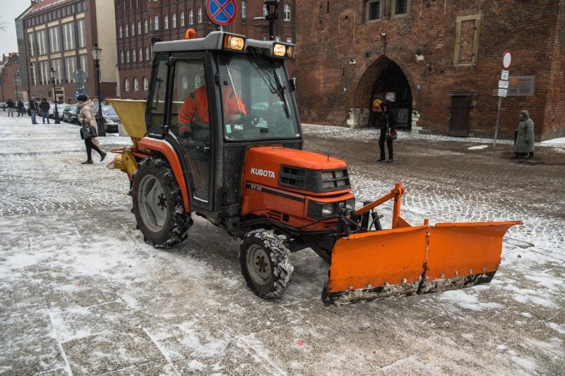 Mieszkańcy mogą zgłaszać np. miejsca, gdzie zalega śnieg lub występują oblodzenia