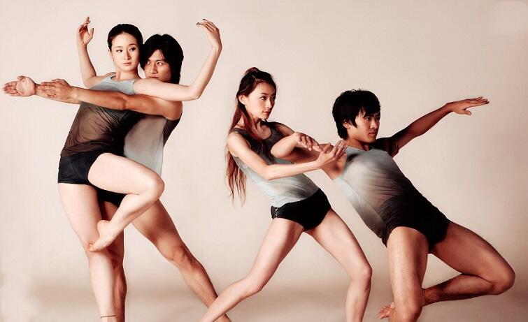 'Rozszczepienie' - sześciu tancerzy ukazuje sens słowa 'cleave'