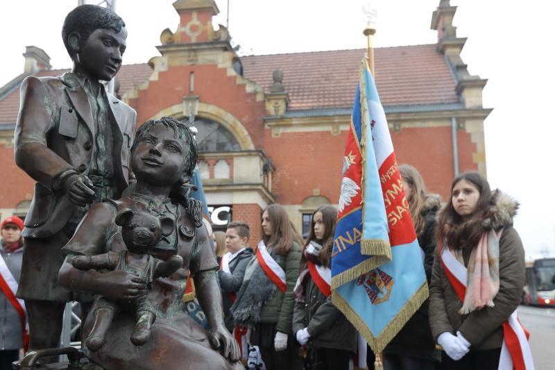 Gdańskie obchody Międzynarodowego Dnia Pamięci o Ofiarach Holokaustu