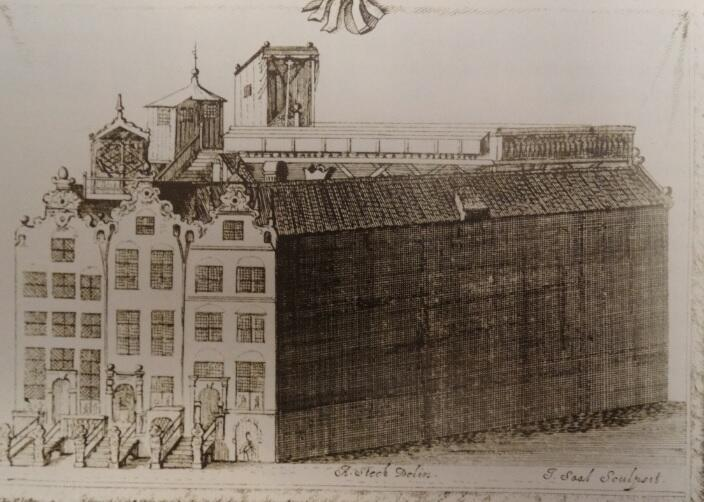 Kamienice Heweliusza do złudzenia przypominały Dom Kaznodziejów z ulicy Katarzynki