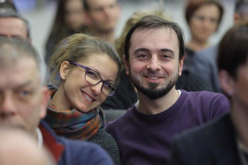 Kampania społeczna Międzynarodowy Tydzień Małżeństwa w Europejskim Centrum Solidarności w Gdańsku w 2017 roku
