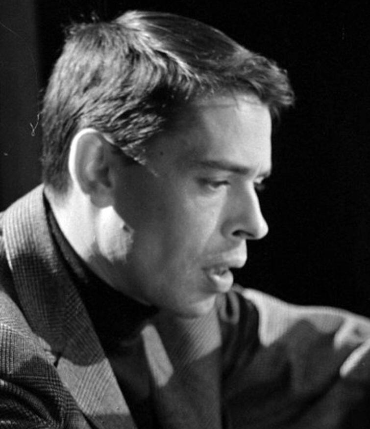 Jacques Brel - belgijski bard, kompozytor, aktor. Zasłynął m.in. pięknymi piosenkami o miłości