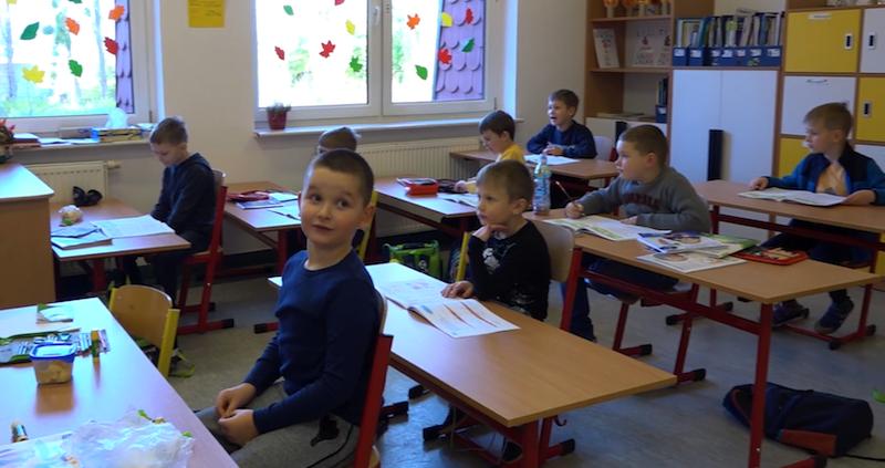 Nieliczne klasy to olbrzymi atut zarówno dla uczniów, jak i nauczycieli