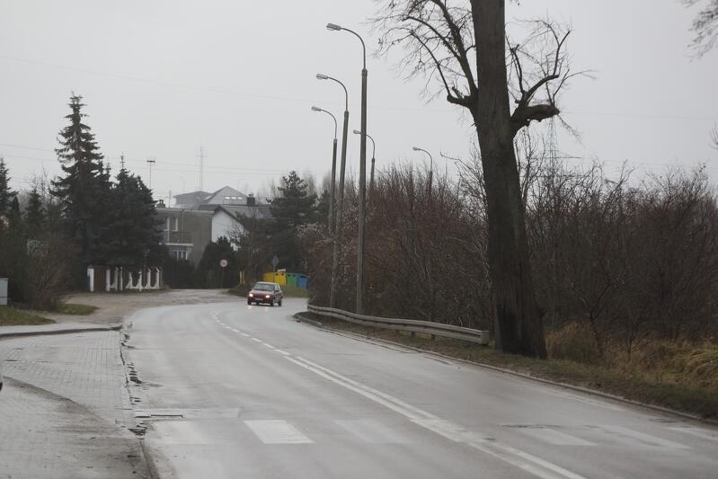 Po zakończeniu inwestycji przy ul. Kartuskiej piesi będą mogli korzystać z chodników po obu stronach jezdni