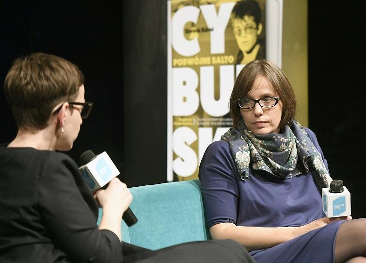 Dziennikarka Dorota Karaś, autorka biografii o Cybulskim, poprowadzi warsztaty z pisania reportażu. Zapisy do 9 marca