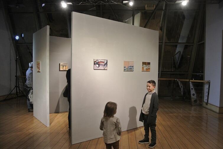 Tomasz Kopcewicz to z kolei minimalizm i postkonceptualizm