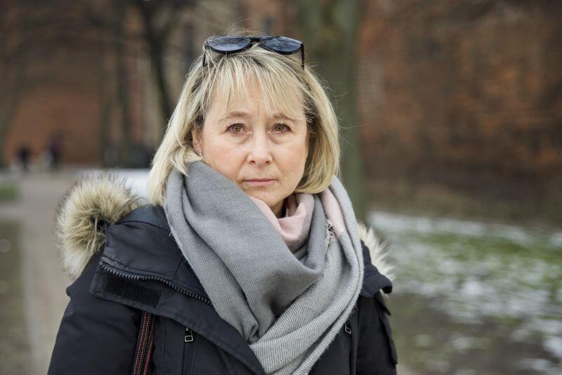 Jolanta Kruczkowska założycielka Fundacji Organiści: Mój syn żyje w sześciu osobach