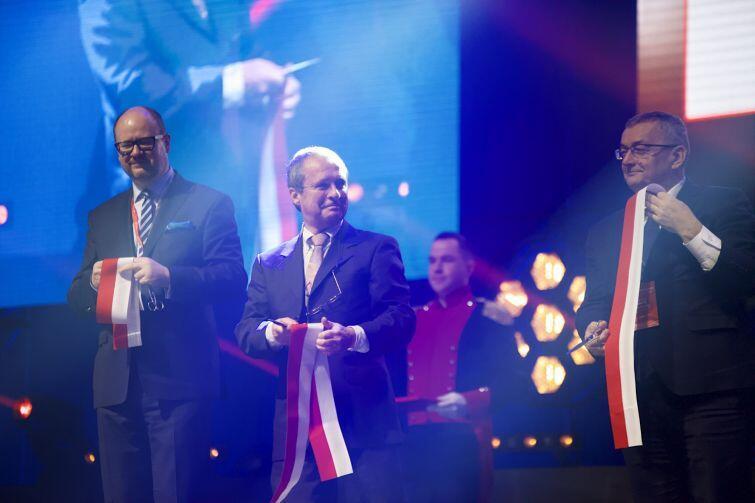 Uroczyste otwarcie XV Międzynarodowego Zimowego Kongresu Drogowego