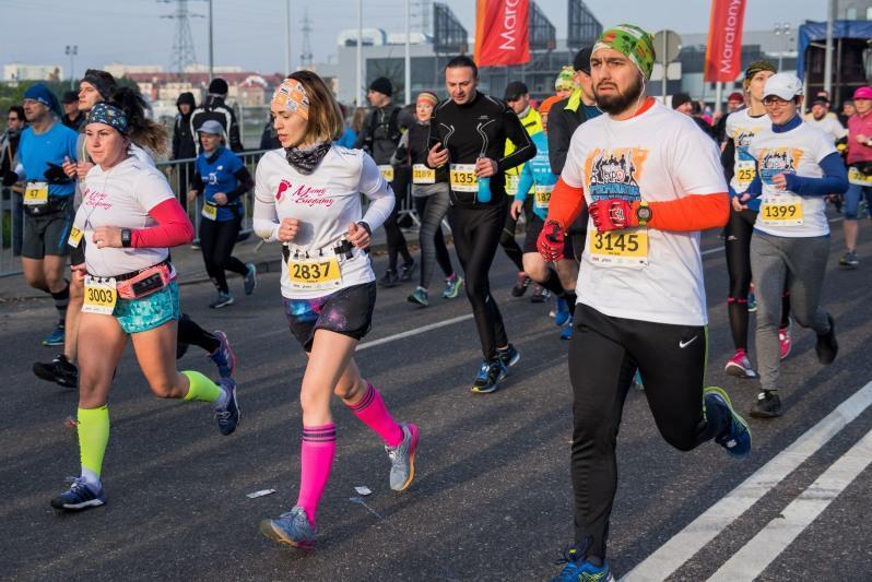 4. AmberExpo Półmaraton Gdańsk