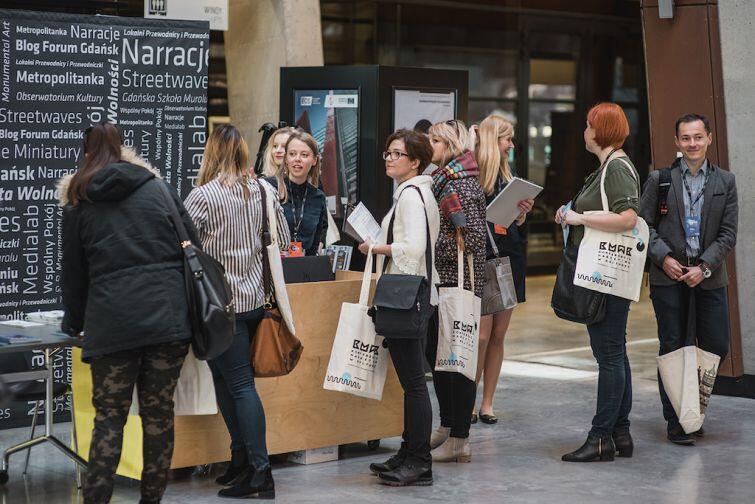 Konferencja 'Marketing w Kulturze' jest organizowana od dwóch lat. Każda jej odsłona cieszy się ogromną popularnością - na tegoroczną bilety wyprzedały się kilka tygodni przed rozpoczęciem wydarzenia