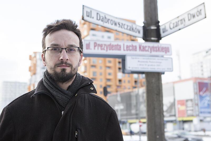 Krzysztof Adamski: - Robię to otwarcie, bo tak nakazuje mi zwykła ludzka przyzwoitość
