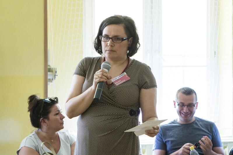 Ewa Lieder jest drugim - po Pawle Adamowiczu - oficjalnym kandydatem na prezydenta Gdańska, w planowanych na jesień wyborach samorządowych