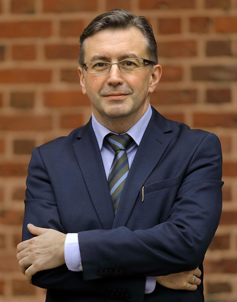 Janusz Trupinda, dyrektor Muzeum Zamkowego w Malborku