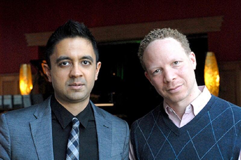Duet pianistów tworzą Vijay Iyer i Craig Taborn