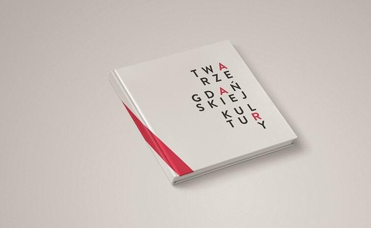Okładka albumu Twarze gdańskiej kultury