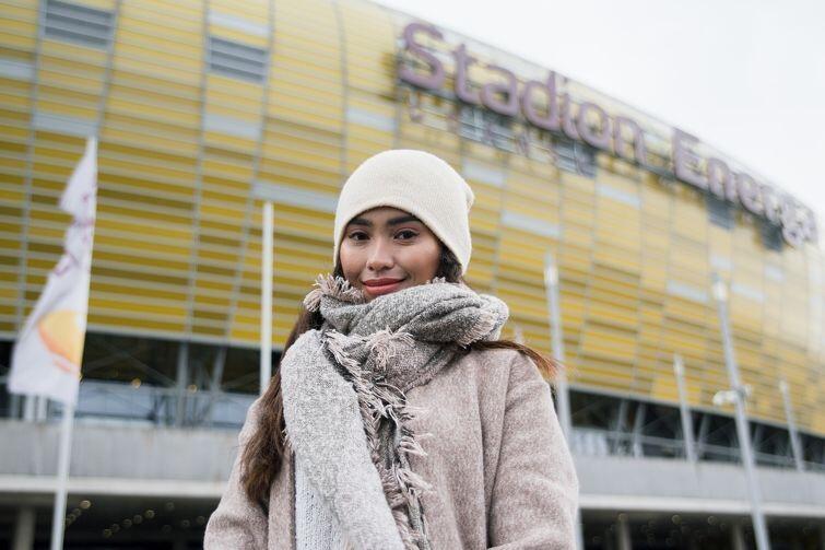 Rijali przed gdańskim stadionem