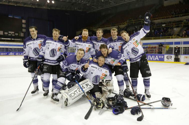 Gdańszczanie pozostają w Polska Hokej Liga na następny sezon