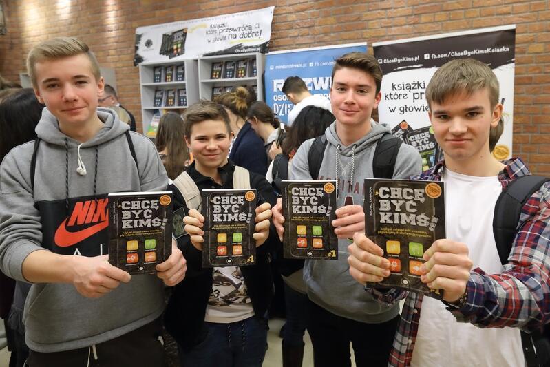 I Gdańskie Targi Książki udały się bardzo dobrze. Uczestników nie trzeba przekonywać, że to nie była zwykła impreza handlowa
