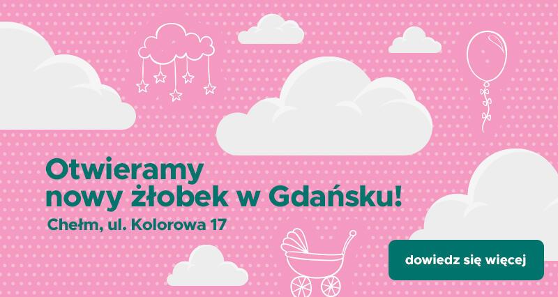 Gdańsk otworzy nowy żłobek dla najmłodszych mieszkańców już 27 marca!