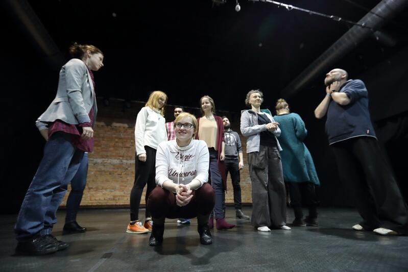 Teatr to neutralna ziemia - mówi Valentino Schirru