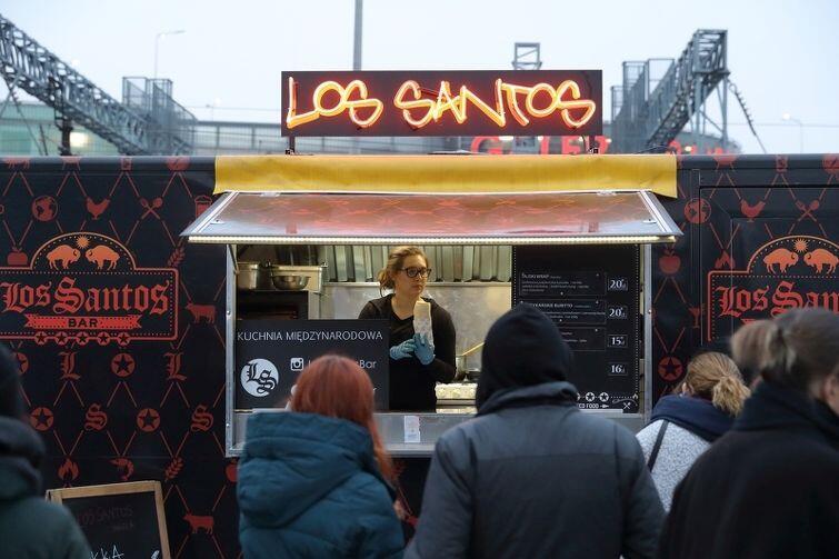 W Los Santos kuchnia meksykańska, bałkańska i hinduska