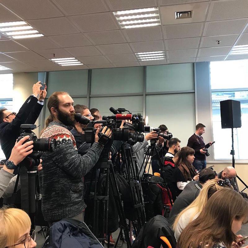 Uruchomienie połączenia między Gdańskiem a Ukrainą, wzbudziło spore zainteresowanie mediów zza wschodniej granicy