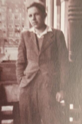Felix Nasimov, Gdańsk, koniec lat 30. XX wieku