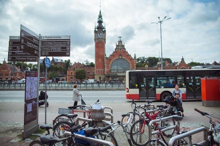 Twórcy rankingu wysoko ocenili m.in. tzw. politykę rowerową Gdańska
