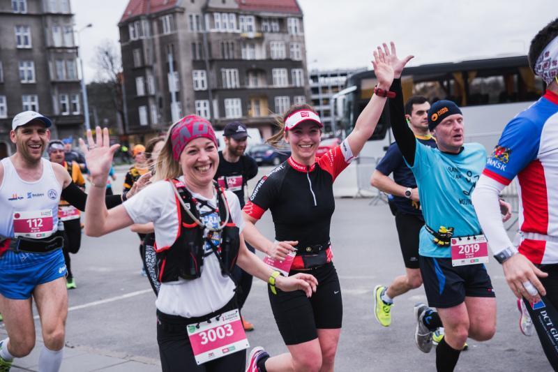 Gdańsk Maraton co roku jest bardzo dobrze oceniany przez jego uczestników